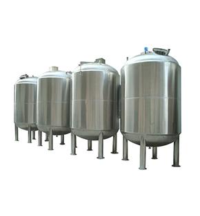 tanques de acero